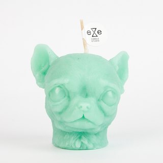 Baby Chihuahua Candle