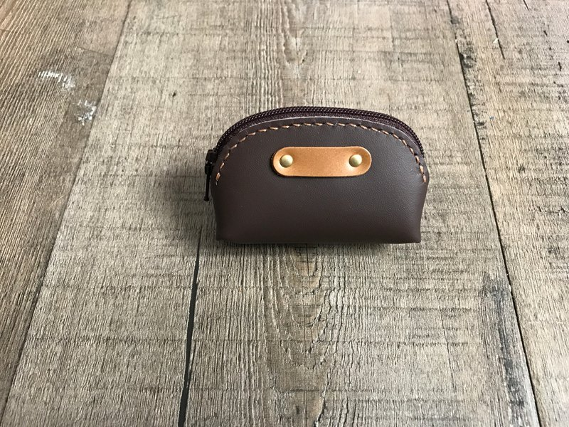 POPO│典藏│ palm. Lightweight small coin purse │ real leather