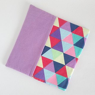 Pot Holder (Colorful Triangles)