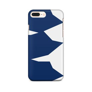 Blue Maples Phone case