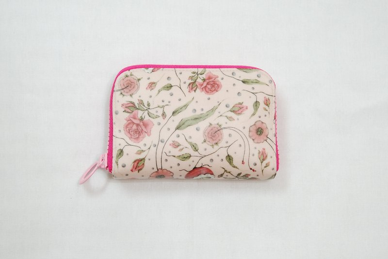 Play cloth hand made. Japanese coin change separate clip tarpaulin short clip wallet purse purse