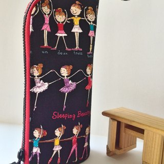 Ballet Upright Pencil Bag - Exchange Day Gifts for Graduates