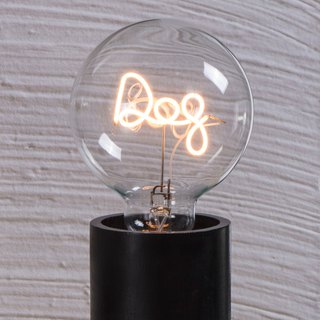 Puppy LED bulb: 1 (pure bulb)