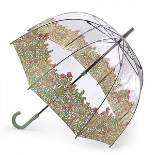 Morris & Co. England Printed Umbrella L782_8S3656