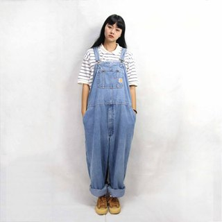 Tsubasa.Y Ancient House Carhartt Brand Denim Suspenders 014, Denim Suspenders