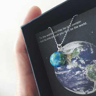 Earth Necklace 14mm
