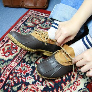 Back to Green:: L.L.Bean 獵鴨靴  vintage shoes