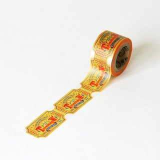 Ticket Masking Tape