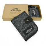火柴木設計 Matchwood Element 都市悠遊拉鍊票卡收納包 零錢包 頸掛包 鑰匙包 卡夾證件套 MORO迷彩款(附掛繩)