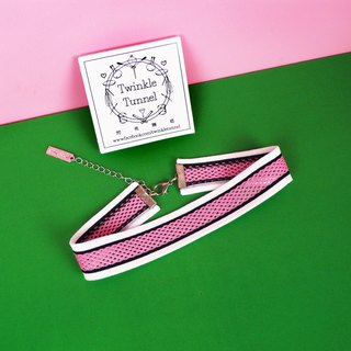 Sports Barbie Stick necklace