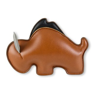 Zuny - Buffalo Buloo Shaped Animal Embossed Paper Town