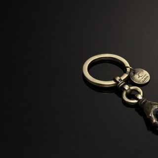 GABEE. Tenth anniversary of the devil keychain (copper)