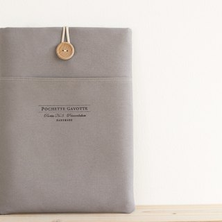 Laptop sleeve Macbook case / Gray
