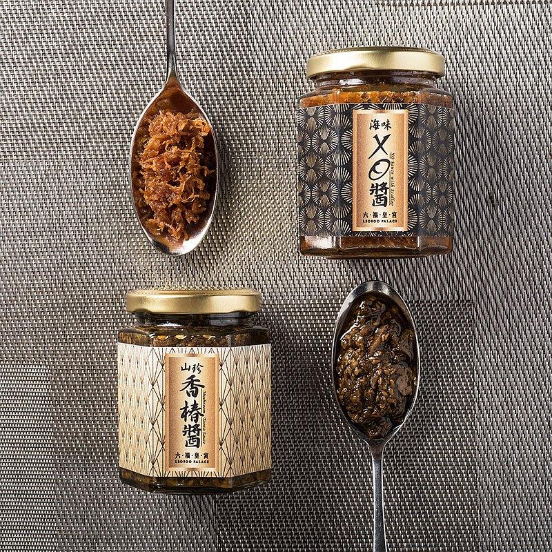 六福皇宮 | 山珍香椿醬