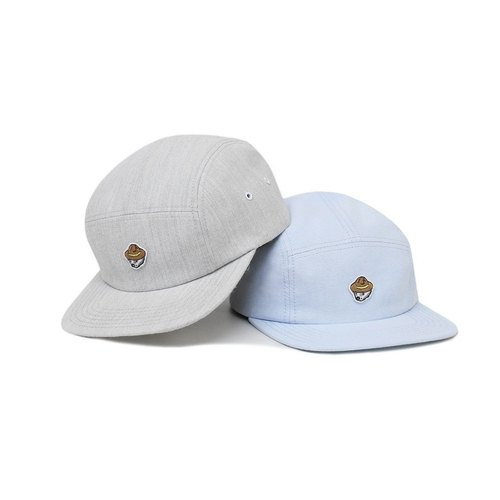 Filter017 Outdoor Badger Patch 5-Panel Cap  戶外獾布章五分割帽