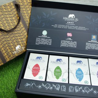 [Year of the Year] British Classic - Williamson Tea Tea Bag Gift Box