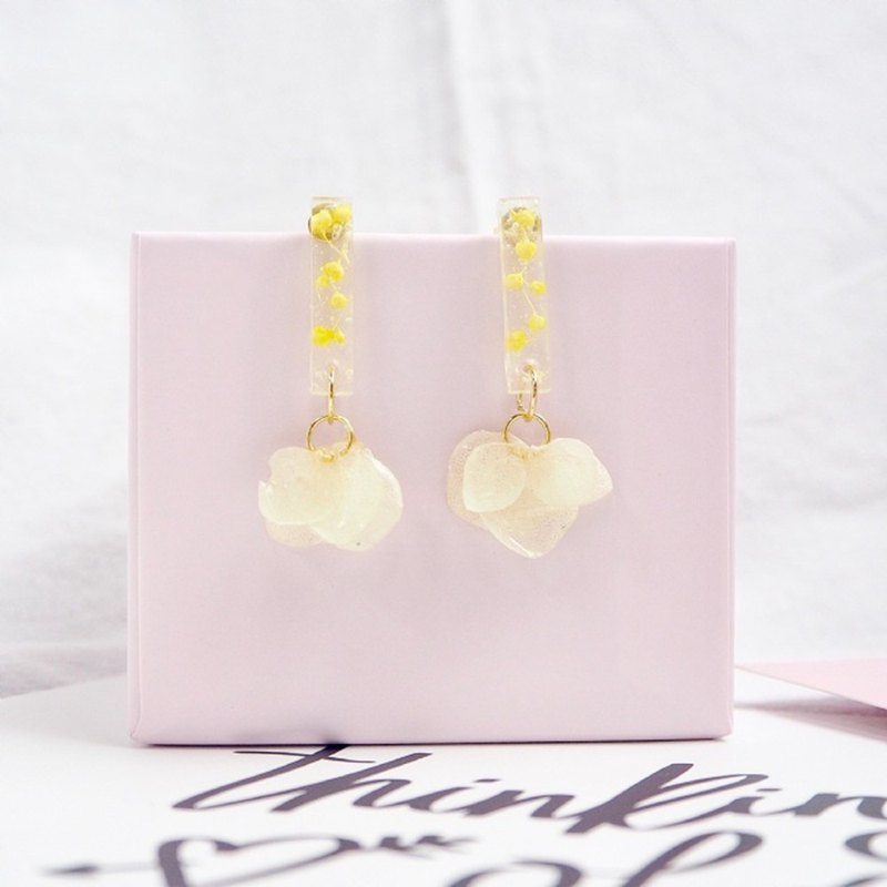 Yellow Sachiko Earring