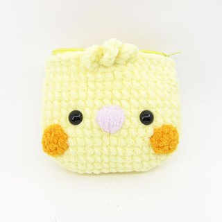 Cockatoo / Coin Purse / Storage Bag