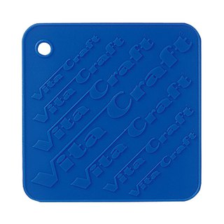 [US VitaCraft only he pot] silicone insulation pads, non-slip mat (blue)
