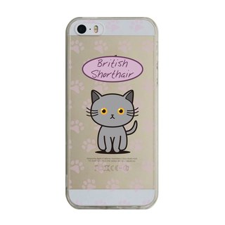 Shorthair iPhone X 8 7 6 Plus 5s Phone Case