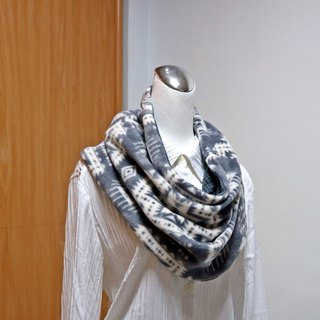 Multi-style warm scarf short scarf neck cover double-sided two-color men and women are applicable*SK*
