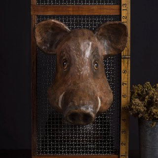 Wall Decoration - Boar