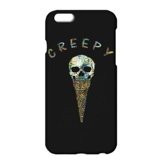 [iPhone case] Creepy ice cream 2