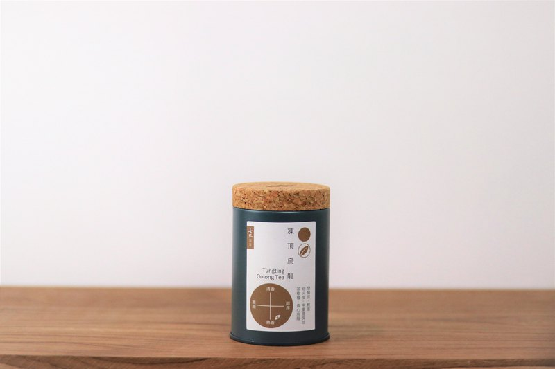 凍頂烏龍茶-茶葉