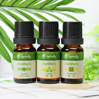 [Herbal True Feelings] Unilateral Purifying Air Essential Oil Group (10mlx3) (P4224583)