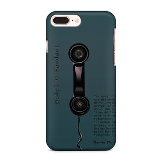 Green telephone Phone case