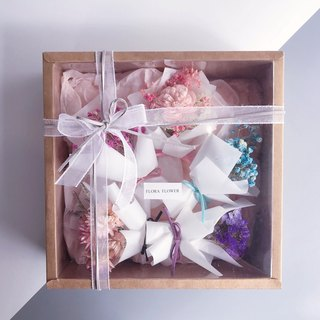 Graduation Bouquet Graduation Gift Dry Flower Graduation Gift Box Set 520 Gift