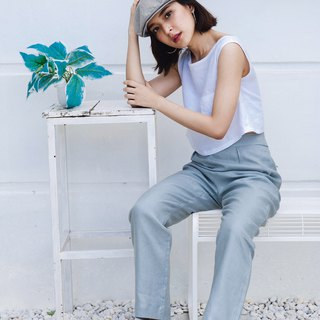 Casual Pants in Mint