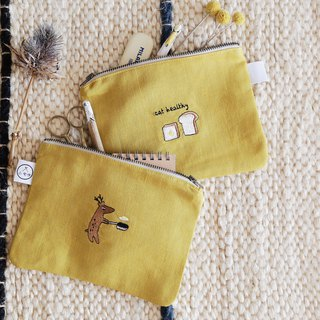 Taiwan Sika Deer Storage Bag