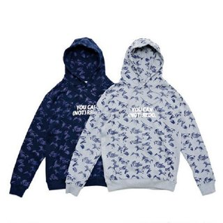 Filter017 X Evangelion EVA Nightmare Pattern Hoodie / 新世紀福音戰士滿版帽T