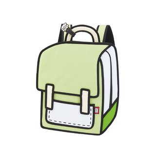 JumpFromPaper Greenery Spaceman Backpack