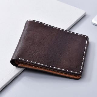 Shaped Puddle Coffee Short Clip / Wallet / Wallet