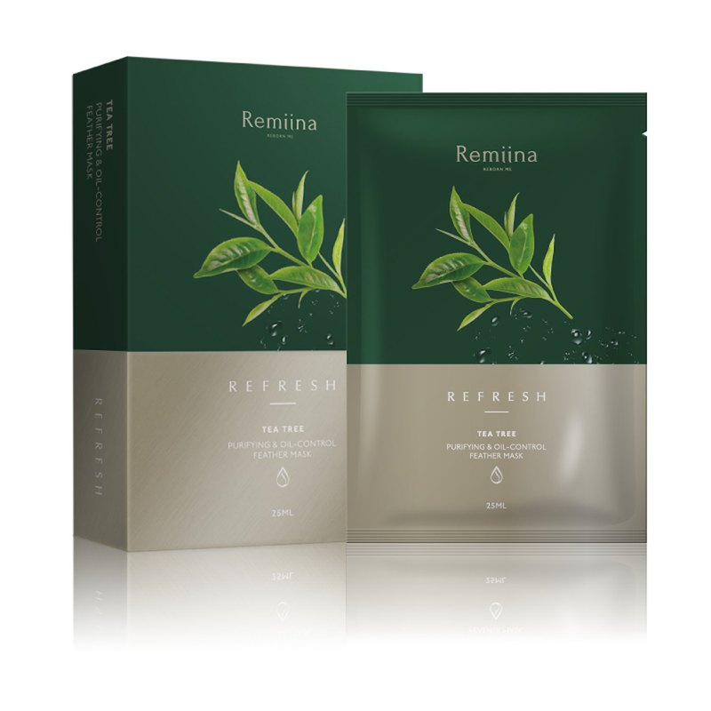 TEA TREE Purifying & Oil Control Invisible Facial Mask