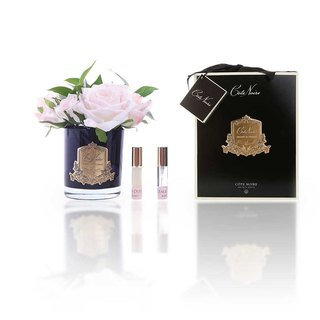 CoteNoire Fragrance Flower - Victorian White Rose Fragrance Flower