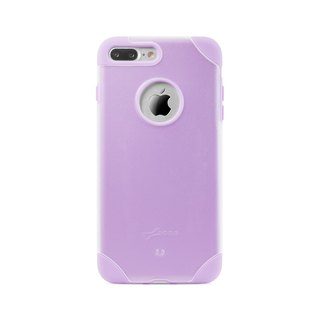 Bone / iPhone 8 Plus / 7 Plus Elite Case - Lavender Purple