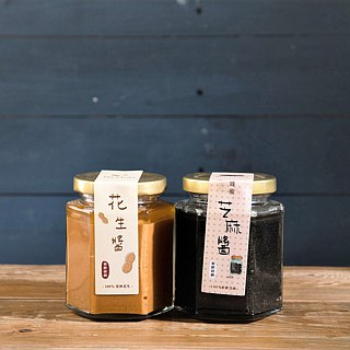 [Honey Peanut Butter, Sesame Sauce] group (2 in)