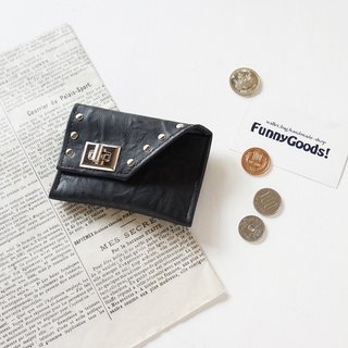 Adult coin case black