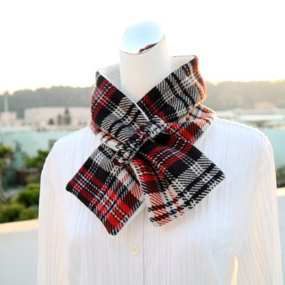 Adjustable short scarf .scarf warm bib double-sided color adults. Children are applicable*SK*