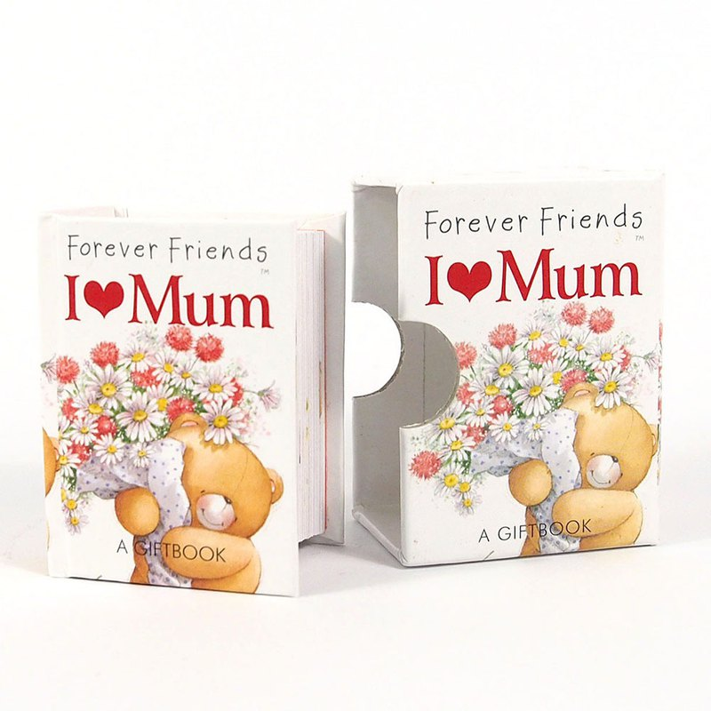 I love Mum [Hallmark-ForeverFriends Pocket Book]