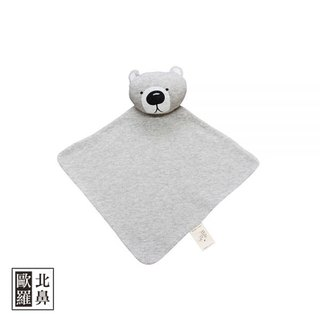 Mister Fly Cute Animal Doll Comforting Towel - Bear