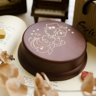 [Birthday Gift, Commemorative Gift, Christmas Gift] 12 Constellation Cancer / Music Box