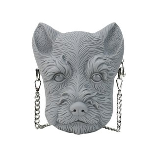 Adamo 3D Bag Original Schnauzer Sling Bag