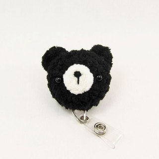 Black Bear - Bear - Ticket Holder - Easy Card