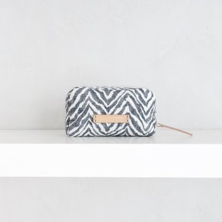"""Zebra"" Make-up Bag"