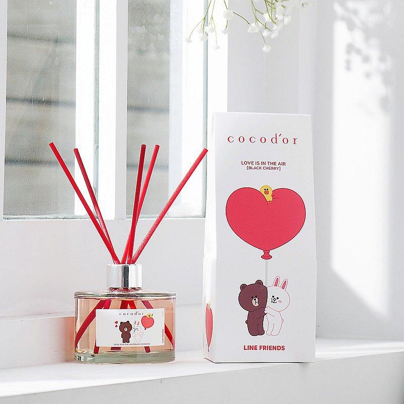 cocodor-LINE FRIENDS熊大與好朋友系列擴香瓶-愛無所不在200ml