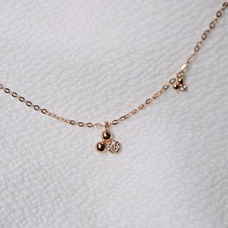 Xiaomiqi Diamond Necklace